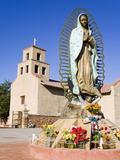 Santuario De Guadalupe Church, Santa Fe, New Mexico, United States of America, North America Photographic Print by Richard Cummins