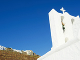 The Church of Seven Martyrs, Kastro Village, Sifnos, Cyclades Islands, Greek Islands, Greece, Europ Photographic Print by  Tuul