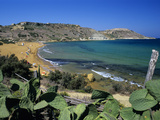 Ramla Bay, Gozo, Malta, Mediterranean, Europe Photographic Print by Stuart Black