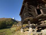 Zermatt, Valais, Swiss Alps, Switzerland, Europe Reprodukcja zdjęcia autor Angelo Cavalli