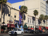 Hollywood Boulevard, Hollywood, Los Angeles, California, United States of America, North America Photographic Print by Wendy Connett
