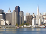 Downtown City Skyline, San Francisco, California, United States of America, North America Photographie par Gavin Hellier