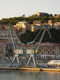 Port of Ancona, Ancona, Marche Region, Italy, Europe Photographic Print by Emanuele Ciccomartino