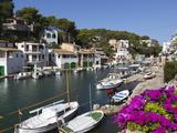Cala Figuera, Mallorca (Majorca), Balearic Islands, Spain, Mediterranean, Europe Fotografisk tryk af Stuart Black