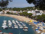 Llafranc, Near Palafrugell, Costa Brava, Catalonia, Spain, Mediterranean, Europe Photographic Print by Stuart Black
