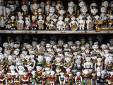 Collection of Water Puppets, Hanoi, Vietnam, Indochina, Southeast Asia, Asia Photographic Print by Stuart Black