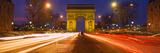 Arc De Triomphe, Paris, France, Europe Photographic Print by Ben Pipe