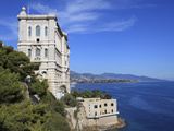 Oceanography Museum, Monaco, Cote D'Azur, Mediterranean, Europe Photographic Print by Wendy Connett