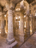 Chaumukha Temple, Ranakpur, Rajasthan, India, Asia Photographic Print by Ben Pipe