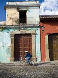 Antigua, Guatemala, Central America Fotografisk tryk af Ben Pipe