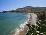 Beach View, Kato Zakros, Lasithi Region, Crete, Greek Islands, Greece, Europe Photographic Print by Stuart Black