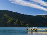 Queen Charlotte Sound, South Island, New Zealand, Pacific Photographic Print by Ben Pipe