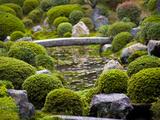 Hojo Hasso (Zen) Garden, Tofuku-Ji, Kyoto, Japan, Asia Photographic Print by Ben Pipe