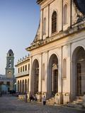 Iglesia Parroquial De La Santisima Trinidad, Trinidad, UNESCO World Heritage Site, Cuba, West Indie Photographic Print by Ben Pipe