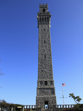Pilgrim Monument, Provincetown Museum, Provincetown, Cape Cod, Massachusetts, New England, United S Photographic Print by Wendy Connett