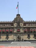 National Palace (Palacio Nacional), Zocalo, Plaza De La Constitucion, Mexico City, Mexico, North Am Photographic Print by Wendy Connett