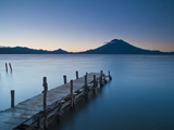 Santa Cruz La Laguna, Lake Atitlan, Western Highlands, Guatemala, Central America Photographic Print by Ben Pipe