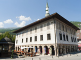 Suleimania Mosque, Travnik, Municipality of Travnik, Bosnia and Herzegovina, Europe Photographic Print by Emanuele Ciccomartino