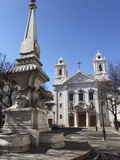 St. Paul's Church (Igreja Paroquial De Sao Paulo De Lisboa), St. Paul's Square (Praca De Sao Paulo) Photographic Print by Stuart Forster