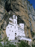 Ostrog Monastery, Tramontana, Montenegro, Europe Photographic Print by Stuart Black