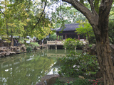 Yu Gardens (Yuyuan Gardens), the Restored 16th Century Gardens are One of Shanghai's Most Popular T Photographic Print by Amanda Hall