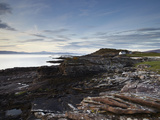 The Beautiful Coastline of the Applecross Peninsula at Ardban, Ross Shire, Scotland, United Kingdom Photographic Print by Jon Gibbs