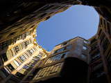 Casa Mila, UNESCO World Heritage Site, Barcelona, Catalonia, Spain, Europe Photographic Print by Ben Pipe