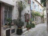 St. Paul De Vence, Medieval Village, Alpes Maritimes, Cote D&#39;Azur, Provence, France, Europe Photographic Print by Wendy Connett