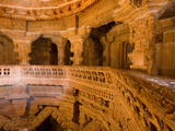 Interior of Jain Temple, Jaisalmer, Rajasthan, India, Asia Photographic Print by Ben Pipe