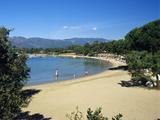 Beach View, Cala Rossa, South East Corsica, Corsica, France, Mediterranean, Europe Photographic Print by Stuart Black
