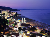 View over Resort, Golden Sands, Black Sea Coast, Bulgaria, Europe Photographic Print by Stuart Black