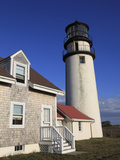 Cape Cod Highland Lighthouse, Highland Light, Cape Cod, North Truro, Massachusetts, New England, Un Photographic Print by Wendy Connett