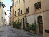 Old Town, Vieil Antibes, Antibes, Cote D'Azur, French Riviera, Provence, France, Europe Photographic Print by Wendy Connett