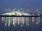 The O2 Arena, Docklands, London, England, United Kingdom, Europe Photographic Print by Ben Pipe
