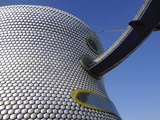 Selfridges Store Exterior, Bullring Shopping Centre, Birmingham, West Midlands, England, United Kin Photographie par Chris Hepburn