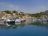 Port De Soller, Mallorca, Balearic Islands, Spain, Mediterranean, Europe Photographic Print by Ben Pipe