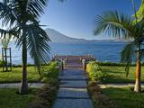 Santa Cruz La Laguna, Lake Atitlan, Western Highlands, Guatemala, Central America Photographic Print by Ben Pipe