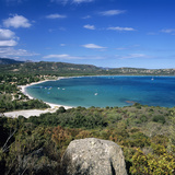 San Ciprianu Beach, Near Porto Vecchio, South East Corsica, Corsica, France, Mediterranean, Europe Photographic Print by Stuart Black