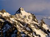 Mount Ruapehu, Tongariro National Park, UNESCO World Heritage Site, North Island, New Zealand, Paci Photographic Print by Ben Pipe