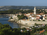 Krk Town, Krk Island, Kvarner Gulf, Croatia, Adriatic, Europe Photographic Print by Stuart Black