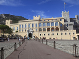 Princes of Grimaldi Palace, Royal Palace, Monaco, Cote D'Azur, Mediterranean, Europe Photographic Print by Wendy Connett