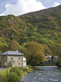 Beddgelert, Snowdonia National Park, Wales, United Kingdom, Europe Photographic Print by Ben Pipe