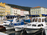 The Harbour, Cres Town, Cres Island, Kvarner Gulf, Croatia, Adriatic, Europe Photographic Print by Stuart Black