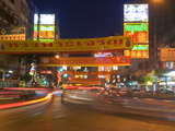 Chinatown, Bangkok, Thailand, Southeast Asia, Asia Photographic Print by Ben Pipe