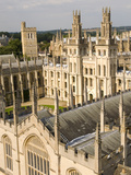 All Souls College, Oxford University, Oxford, Oxfordshire, England, United Kingdom, Europe Photographic Print by Ben Pipe