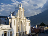 Cathedral of San Jose, UNESCO World Heritage Site, Antigua, Guatemala, Central America Photographic Print by Ben Pipe