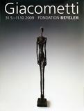 Grande femme III Poster by Alberto Giacometti