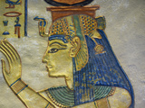 Amun Her Khepeshef Tomb, West Bank of the River Nile, Thebes, UNESCO World Heritage Site, Egypt, No Photographic Print by  Tuul