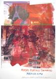 ROCI: Mexico Edições especiais por Robert Rauschenberg