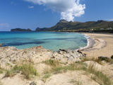 Falassarna Beach, Falassarna, Chania Region, Crete, Greek Islands, Greece, Europe Photographic Print by Stuart Black